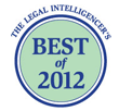The Legal Intelligencer's Best of 2012