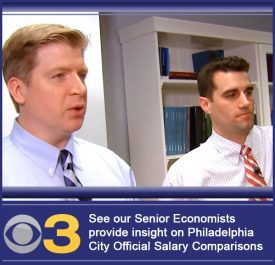See our Senior Economists provide insight on Philadelphia City Official Salary Comparisons
